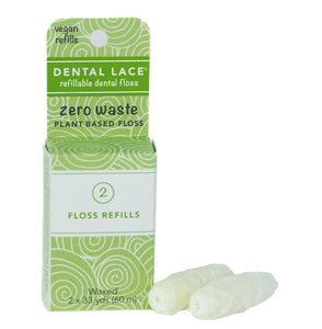 BIODEGRADABLE DENTAL FLOSS (VEGAN)
