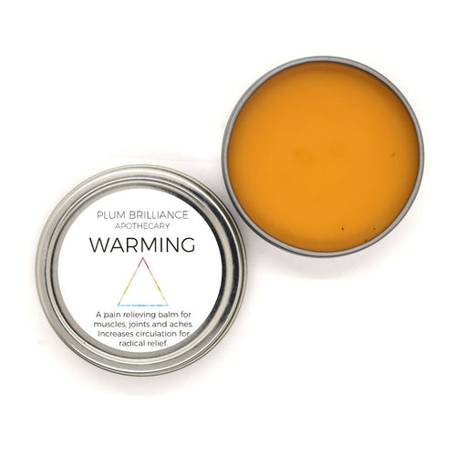 MUSCLE PAIN RELIEF BALM (WARMING)