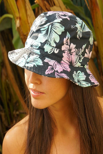 UPCYCLED COTTON BUCKET HAT