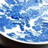 Serving Plate Arita Sansui