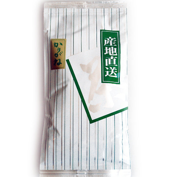 Karigane Green Tea from Shizuoka Japan 100g