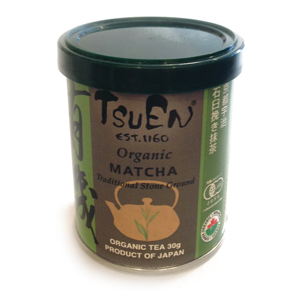 Tsuen Yuki Matcha from Kyoto Japan 30g