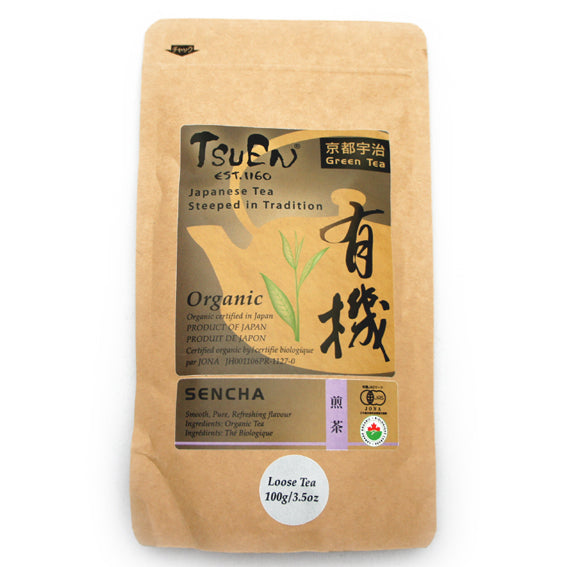 Tsuen Yuki Sencha from Kyoto Japan 100g