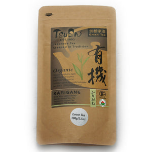Tsuen Organic Karigane From Kyoto Japan 100G