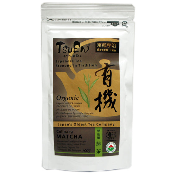 Tsuen Yuki Culinary Matcha from Kyoto Japan 100g