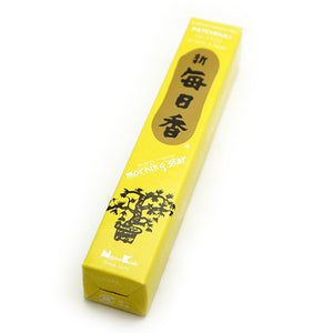 Nippon Kodo Incense Patchouli 50 Sticks