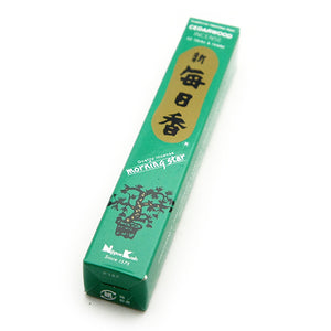 Nippon Kodo Incense Cedarwood 50 Sticks