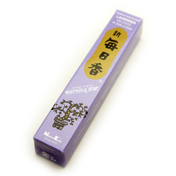 Nippon Kodo Incense Lavender 50 Sticks