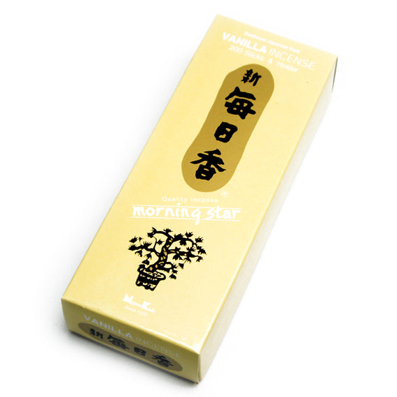 Nippon Kodo Incense Vanilla 200 Sticks