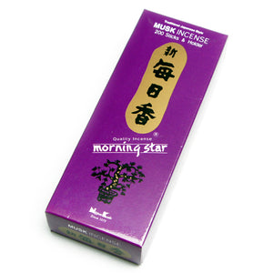Nippon Kodo Incense Musk 200 Sticks