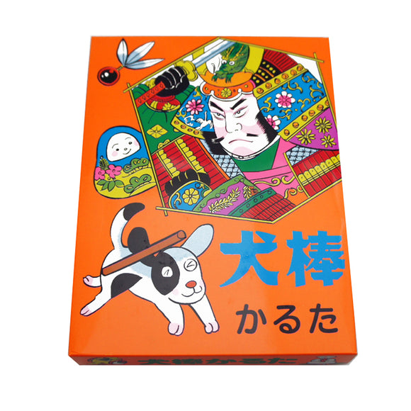 Playing Card Inubou Karuta