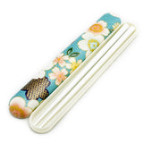 Chopsticks and Case Sakura Blue