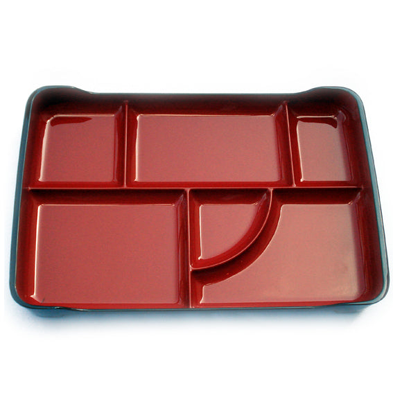 Lunch Tray Red