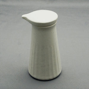White Soy Pot Large