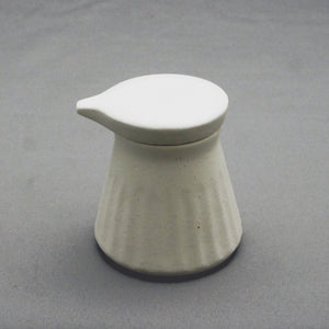 White Soy Pot Small