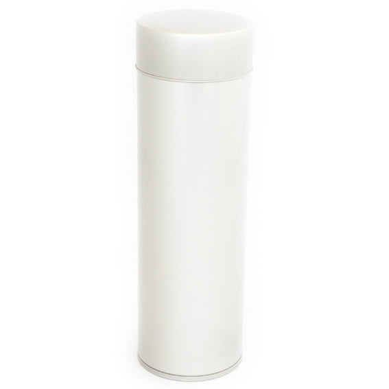 Tea Leaf Container Plain Tall Large