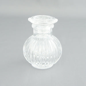 Glass Soy Pot Clear Small