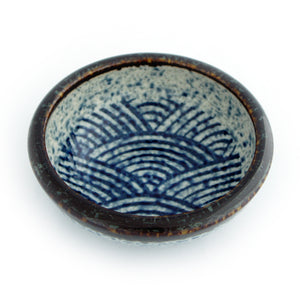 Small Bowl Seigaiha