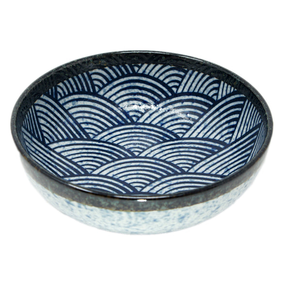 Medium Bowl Seigaiha 19.7cm