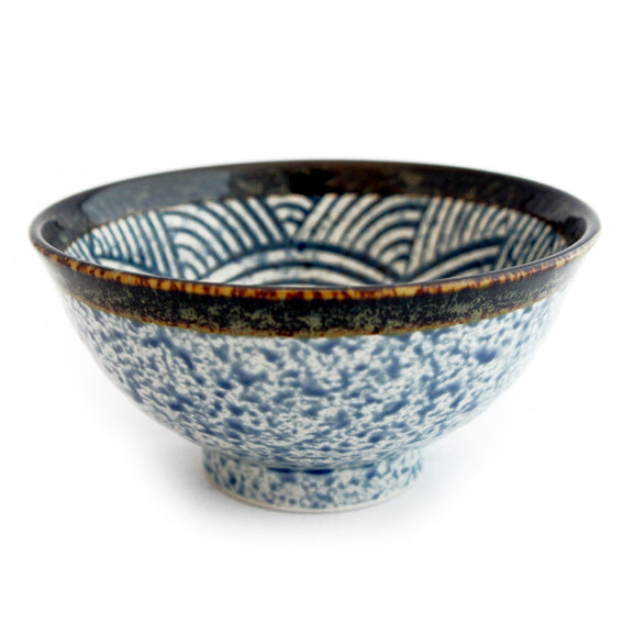 Donburi Bowl Seigaiha Small
