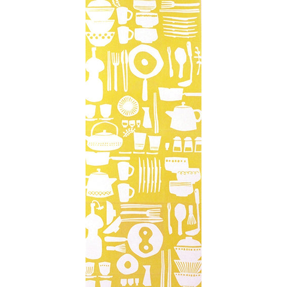 Tenugui Kitchen Tools Yellow