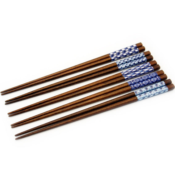Chopsticks Set 5 Pairs Ainosono