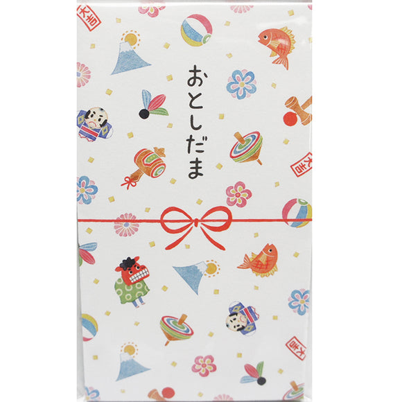 Money Envelop Toy White