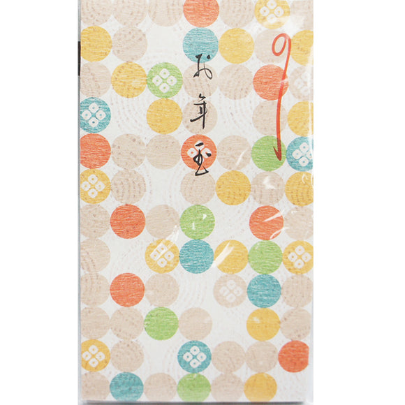 Money Envelop Polka Dot