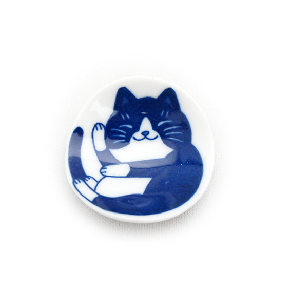 Cat Hachiware Chopstick Rest