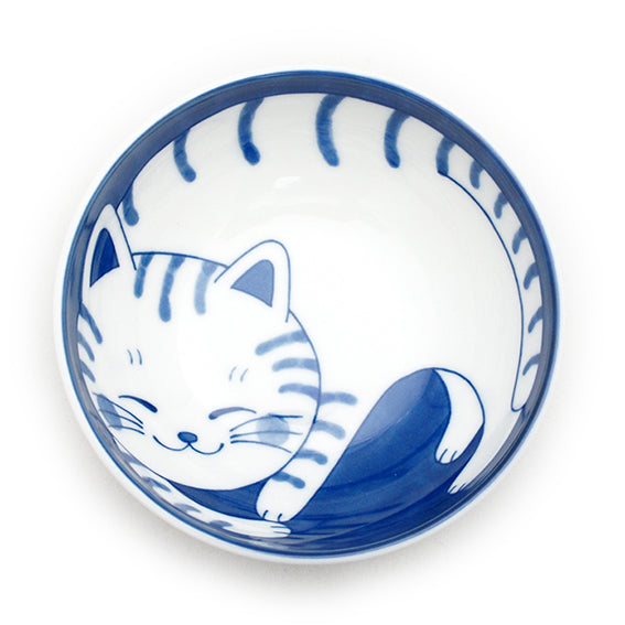 Small Bowl Cat Tora