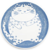 Medium Plate Cat Buchi