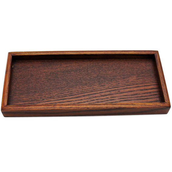 Wooden Tray Rectangle Small