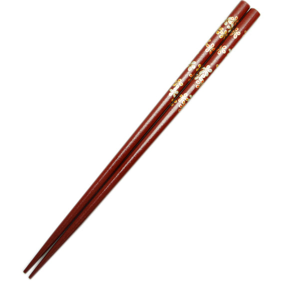 Chopsticks Hanamai Red