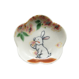 Hinatanomori Rabbit Chopstick Rest