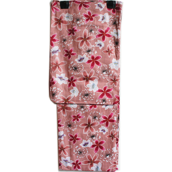 Yukata for Women Pale Pink Flower