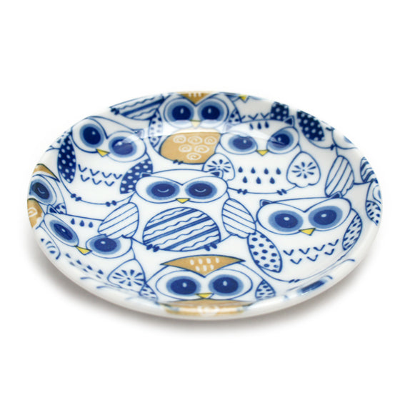 Small Plate Owl