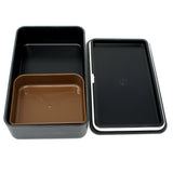 Lunch Box Black Asa M