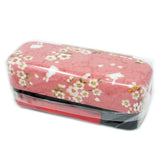 Lunch Box Sakura &Rabbit Pink