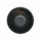 Mini Donburi Bowl Matte Black Hakeme