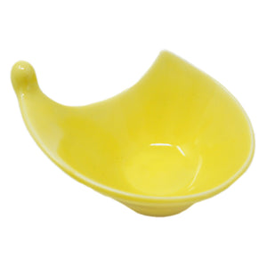 Small Bowl Chinmi Drop Yellow