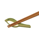 Chopstick Rest Bird Green