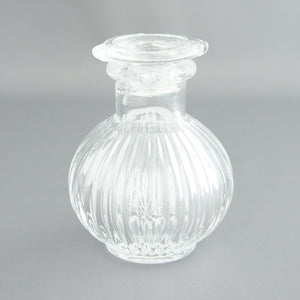 Glass Soy Pot Clear Large
