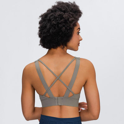 Brassière Yoga Evergreen