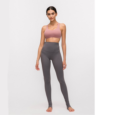 Brassière Yoga Rose Glamour