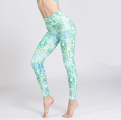 Legging Yoga Crystal Clear