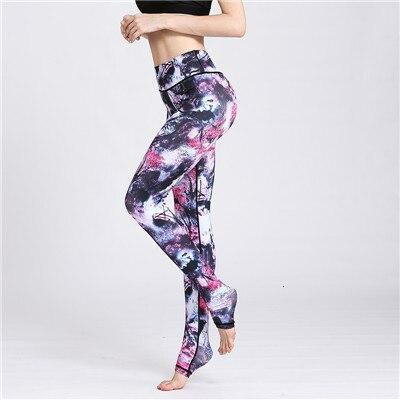 Legging Yoga Hatha - Rose / S