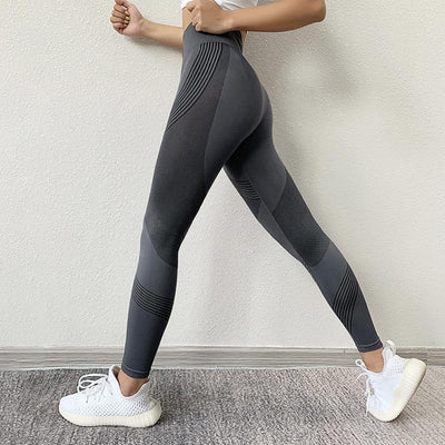 Legging Yoga Taille Haute Active Woman - Gris / S