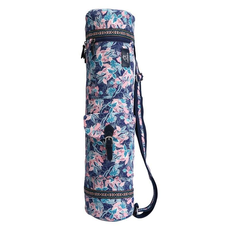 Sac Tapis de Yoga Lovely Leaves