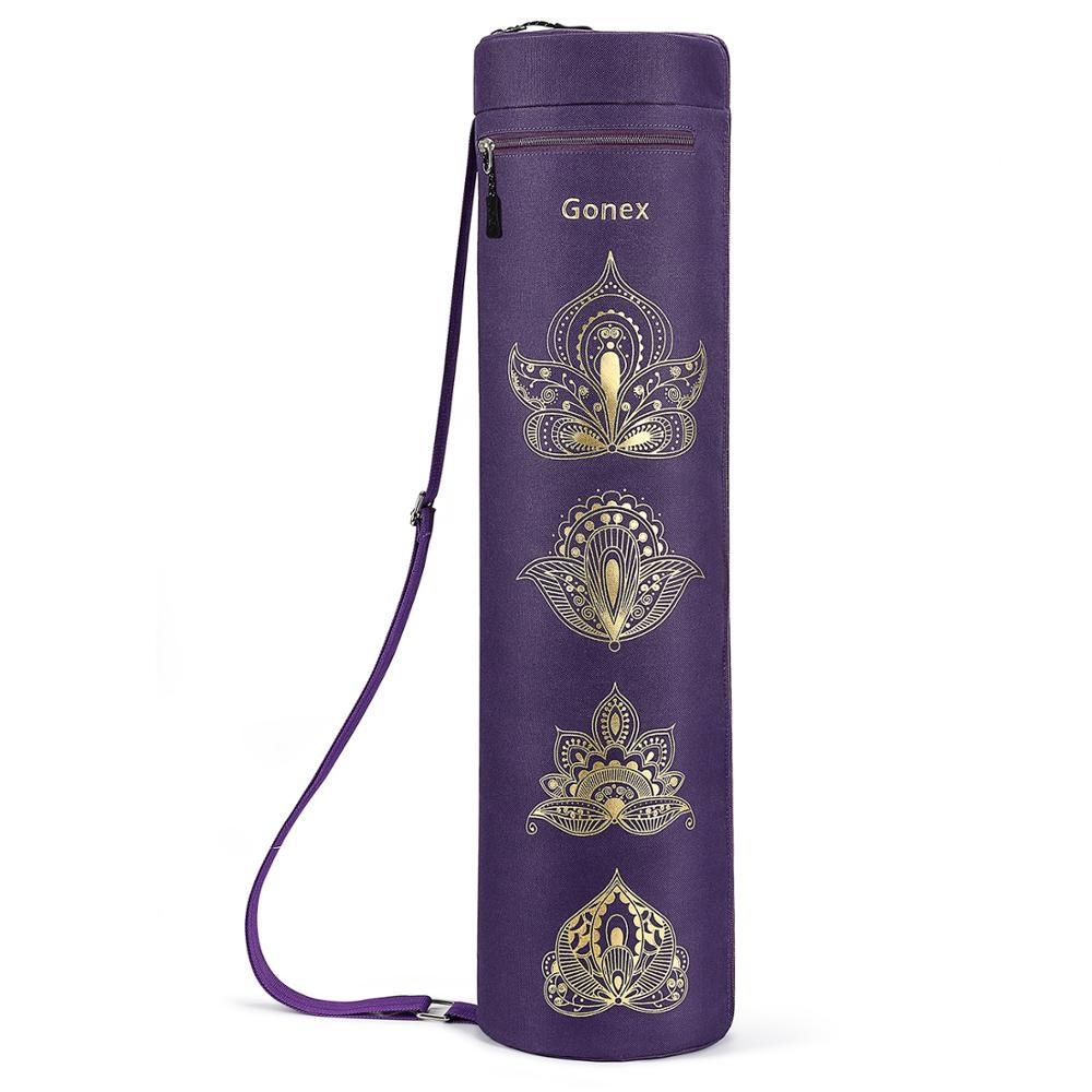 Sac Tapis de Yoga Purple Paisley - Purple Paisley
