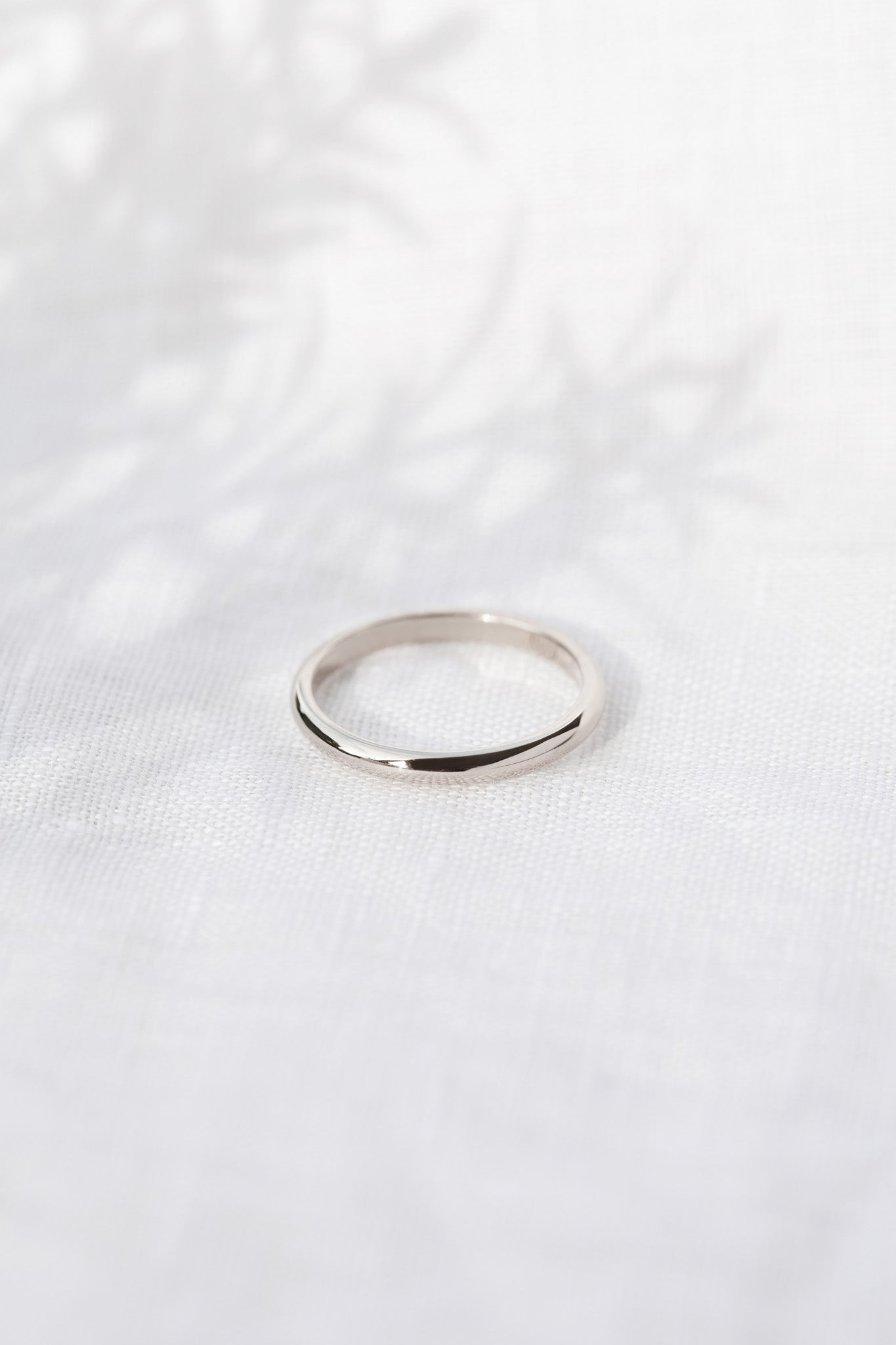 Simone Ring in 9ct White Gold